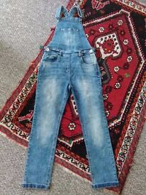 Dungarees age 12 by Next ,never worn.