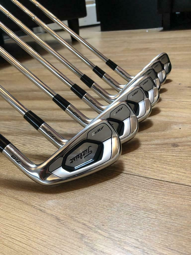 BRAND NEW TITLEIST AP3 IRONS 4-PW | in Leicester, Leicestershire | Gumtree