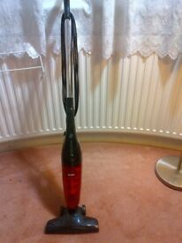 bagless stick hoover or vacuum cleaner in excellent condition