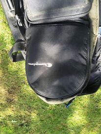 Golf Travel Bag - pagged heavy duty