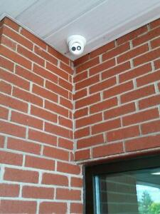 CCTV CAMERA SECURITY SYSTEMS 1080P and 4K IP Megapixel Solutions