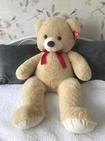 Giant teddy bear new with tags