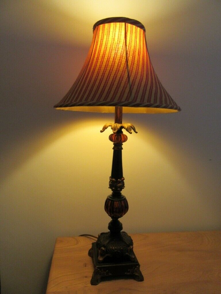 Large Antique Style Table Lamp In York North Yorkshire Gumtree