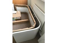 Curved Bath panel 1700 x 750 New