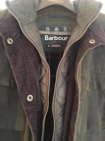 Barbour Smu Rebel Jacket men's xl