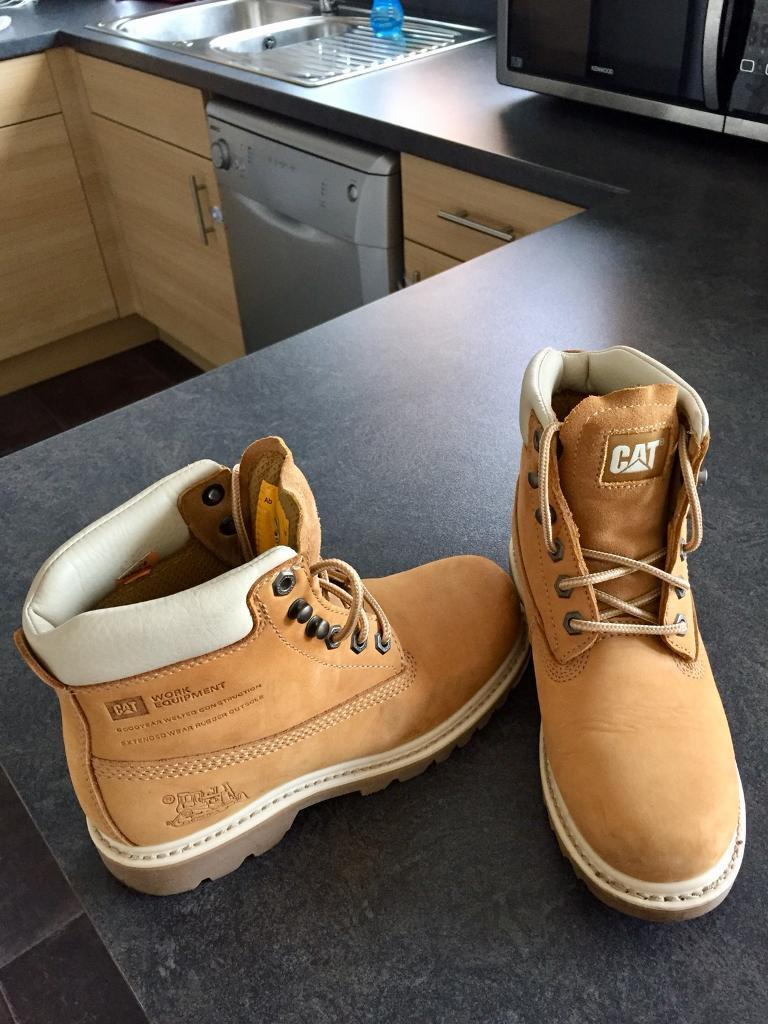 Caterpillar Ladies Boots UK 5