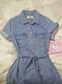 New look jeans dress size 10 will fit 8
