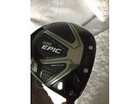 Callaway Epic Driver 10.5 looks new