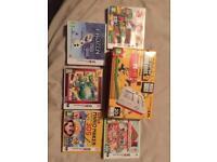 Nintendo Mario special edition boxed and games bundle