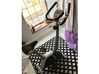 York fitness exercise bike (dash screen not working)