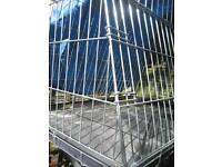 Pet PLan dog crate suitable hatchback car