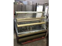 Cake desert display fridge for shop cafe restaurant takeaway pizza jcfvdd
