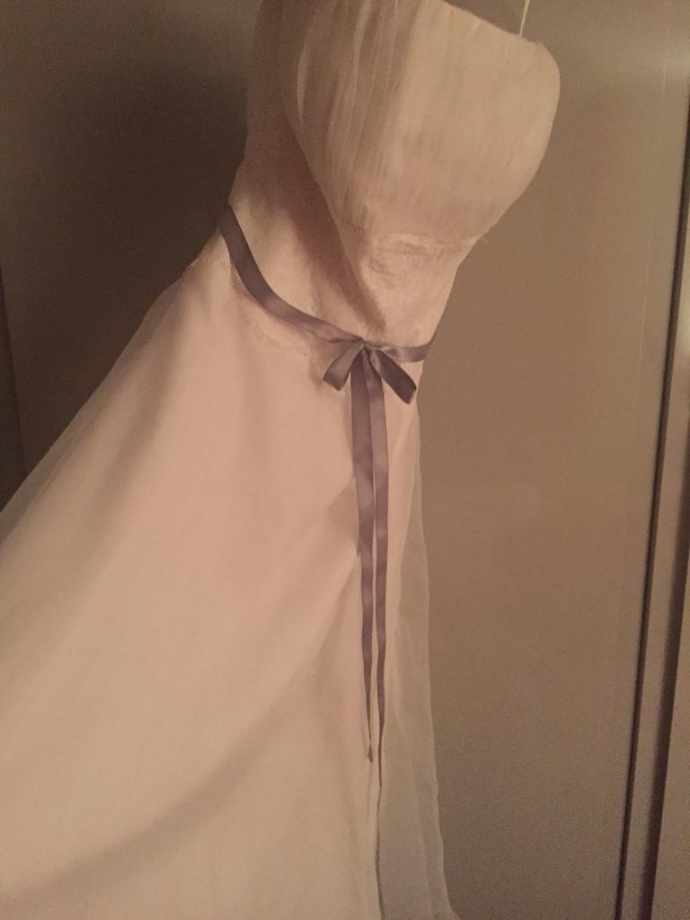 Short, tea length wedding dress 10/12 | in Bury St Edmunds, Suffolk ...