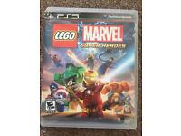 Ps3 lego marvel