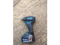 Makita drill quick sale