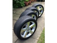 20inch Startech wheels with tyres for sale