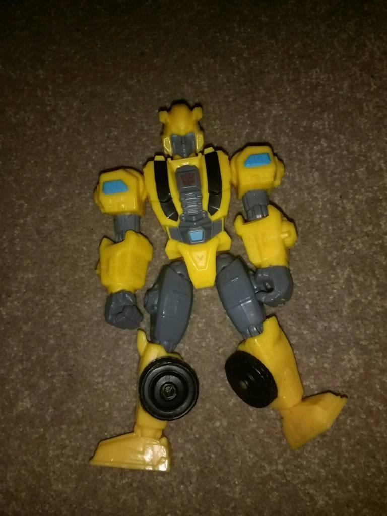 Bumblee Transformer Mashup