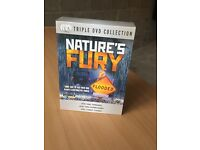 NATURE'S FLY - 3 DVDs BOXED