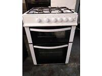 Logik Gas Cooker (60cm) (6 Month Warranty)