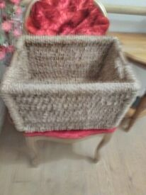 REDUCED,THICK STRONG BASKET