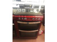 60CM RED NEWWORLD ELECTRIC COOKER