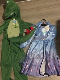 BNWT dress-up costumes