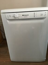 Hotpoint Aquarius dishwasher, good condition, excellent working order - priced for quick sale