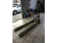 Large pallet truck / trolly £90