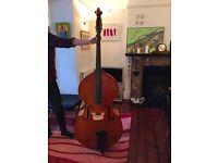 Andreas Zeller Double Bass bundle