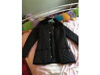 Karrimor black padded jacket