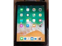 "Apple iPad 6th Gen 9.7"" 32gb WiFi + Cellular Unlocked"
