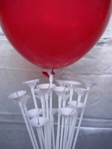 100-party-Balloons-Sticks-and-Cups-No-Helium-white