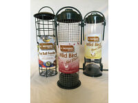 Bird Feeders - Squirrel Resistant and Non-Squirrel Resistant