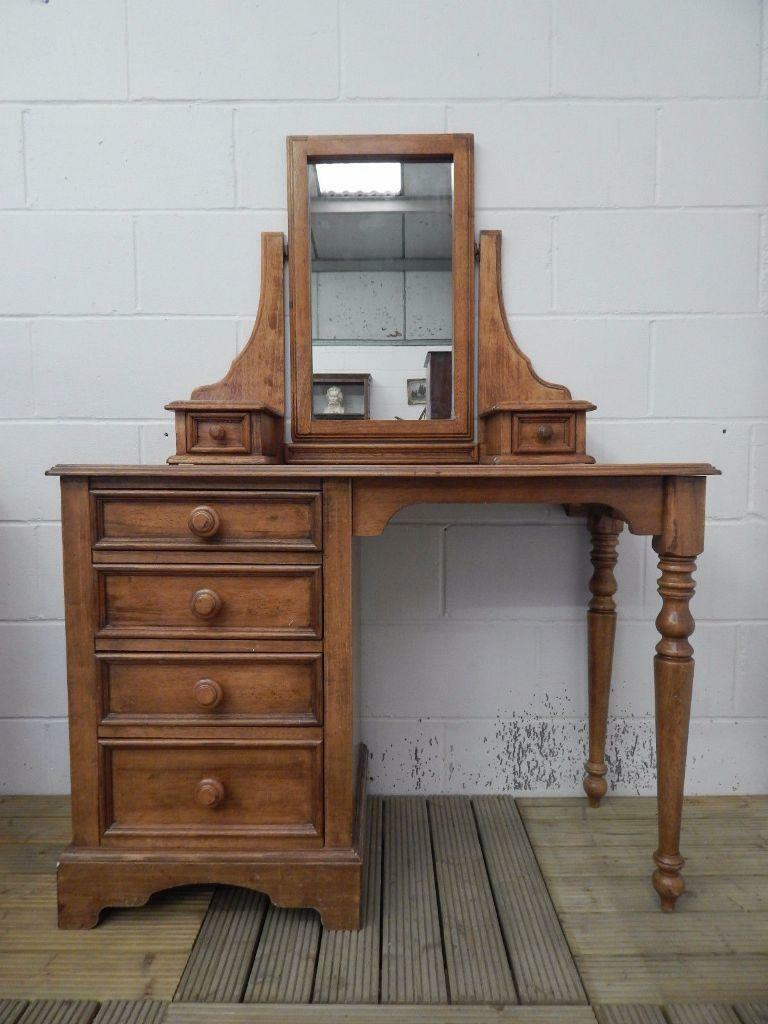 Beautiful solid wood dressing table mirror willis and