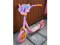 *Reduced* Barbie Scooter, 2 Wheel, non folding