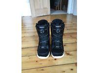 Thirtytwo Womens BOA Snowboard Boots UK 5.5