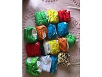 Piriuki reusable cloth nappies