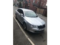 SKODA SUPERB 1.9 TDI IN EXCELLENT CONDITION ABD VERY COMFORTABLE DRIVE PRICE IS 2200£ ONO