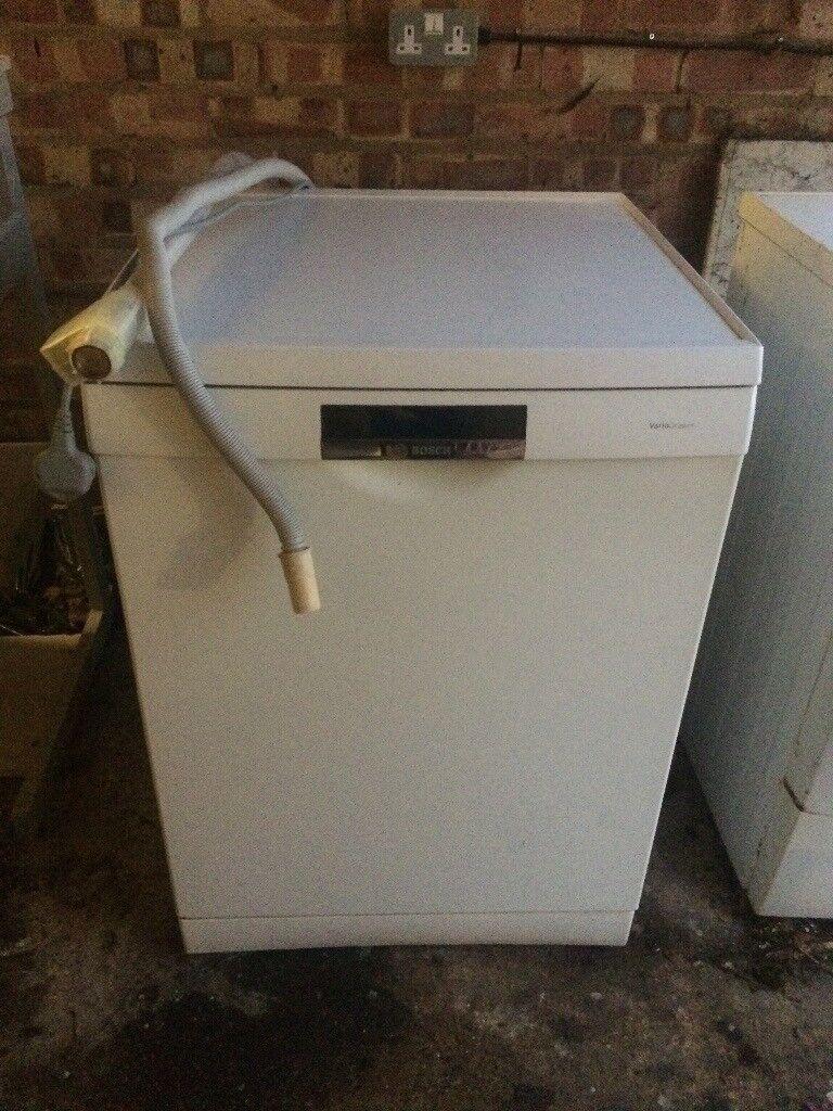 Bosch Vario Drawer White Dishwasher In Ealing London Gumtree