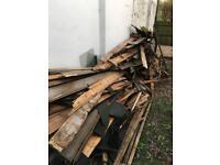 Free firewood wood planks