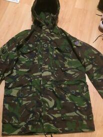 Army surplus - Combat windproof coat