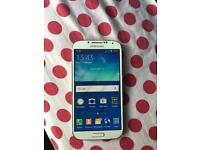 Samsung galaxy s4(16gb) Unlocked