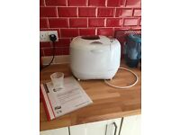 Breadmaker - Morphy Richards with instructions