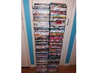 Job lot of over 150 dvds