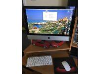 Apple iMac 21.5 inch late 2012