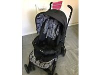 Silver cross pram pushchair