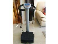 VibraPower Vibration Exercise machines + DVD
