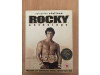 Rocky DVD anthology boxset