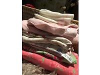 Small Bundle of baby Girl clothes