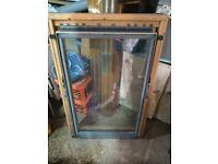 Velux window 78cm x 118cm